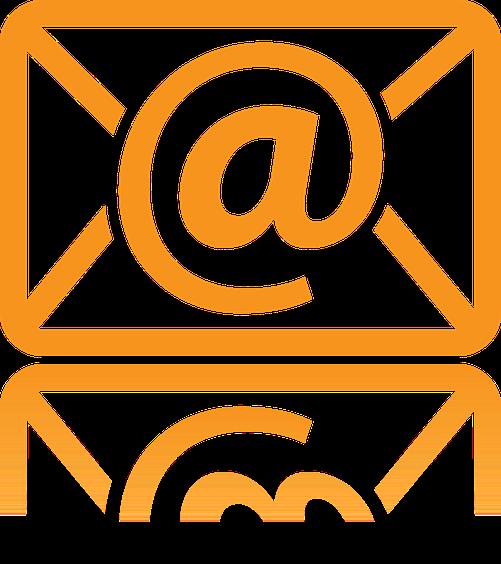 icona busta con simbolo e-mail